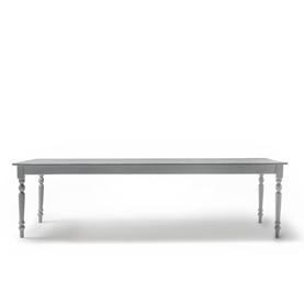 Vintage farm table gray